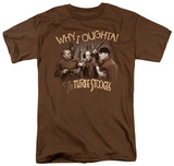The Three Stooges - Why I Oughta Shirt