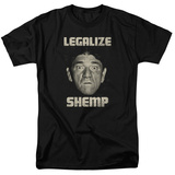 The Three Stooges - Legalize Shemp T-shirts