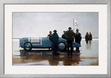 Pendine Beach Prints by Jack Vettriano