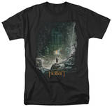 The Hobbit: The Desolation of Smaug - At Smaug's Door T-Shirt