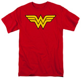 Wonder Woman - Wonder Woman Logo T-Shirt