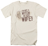 The Princess Bride - Not A Witch T-Shirt