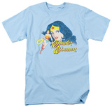 Wonder Woman - Portrait T-shirts