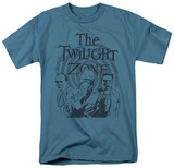 The Twilight Zone - Beholder T-shirts