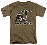 The Three Stooges - The Point Shirts