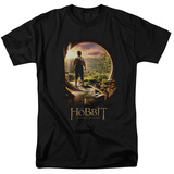 The Hobbit: An Unexpected Journey - Hobbit In Door T-Shirt