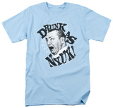 The Three Stooges - Drunk T-Shirt