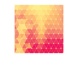 Vector Abstract Geometric Pattern Prints by Maksim Krasnov