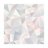 Triangle Geometric Background. Template for Your Design Prints by  IreneArt
