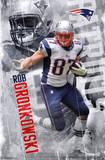 New England Patriots - R Gronkowski 14 Plakater
