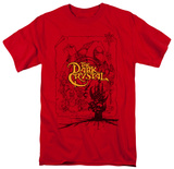 The Dark Crystal - Poster Lines Shirts