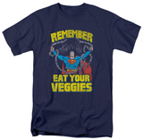 Superman - Veggie Power Shirts