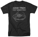 Star Trek - Deep Space 9 Station Shirts