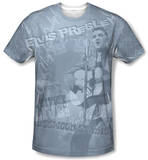 Elvis Presley - Crowd Pleaser T-shirts
