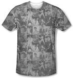 Elvis Presley - TCB Crowd T-shirts