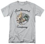 Sun Records - Rockin Rooster Logo T-shirts