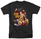 Star Trek - At The Controls Shirts