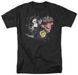 The Grim Adventures of Billy & Mandy - Splatter Cast T-Shirt