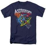 Superman - Astronomy T-Shirt