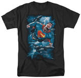 Superman - Stormy Flight T-shirts
