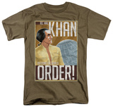Star Trek - World Order T-Shirt