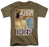 Star Trek - World Order T-Shirt