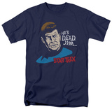 Star Trek - He's Dead Jim T-shirts