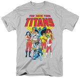 Teen Titans - New Teen Titans T-shirts