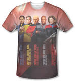 Star Trek - Captains Shirt