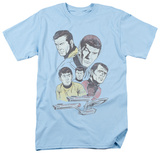 Star Trek - Retro Crew T-shirts