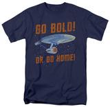 Star Trek - Go Bold T-shirts