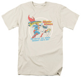 Superman - Battle Of The Sexes T-Shirt