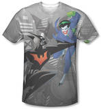 Batman Beyond - Baddie Battle Bluse