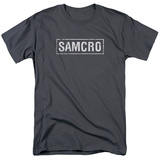 Sons Of Anarchy - Samcro Shirt