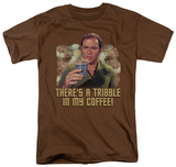 Star Trek - Coffee Tribble T-Shirt