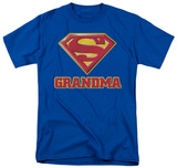 Superman - Super Grandma Shirts