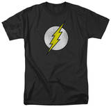 The Flash - Flash Logo Distressed T-Shirt