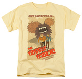 Star Trek - Tribble Threat T-shirts