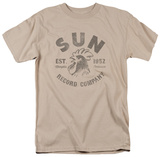 Sun Records - Vintage Logo Shirts