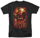 Superman - Metropolis Deco T-shirts