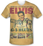 Elvis Presley - GI Blues Sublimated