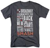 Smash - Broadway T-shirts