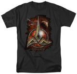Star Trek - Klingon Crest T-shirts