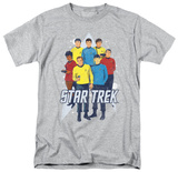 Star Trek - Here Here T-Shirt