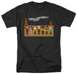 Star Trek - TNG Trexel Crew T-Shirt