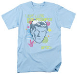 Star Trek - Japanese Spock T-shirts