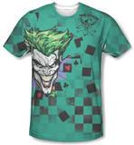 Batman - Boxed Clown T-Shirt