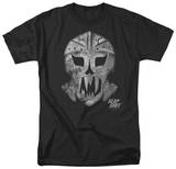 Slap Shot - Goalie Mask T-shirts