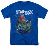 Star Trek - Vulcan Battle T-shirts