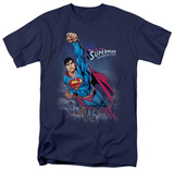 Superman - Twilight Flight T-shirts